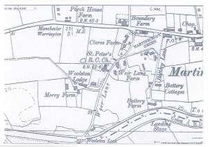 1900 Boundary Farm, St Peter's, Claire's Farm Woolson Lodge, Merry Farm, Weir Lane Farm (1170 x 827)