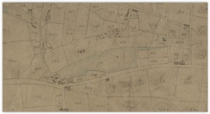 Map Woolston Tithe Map