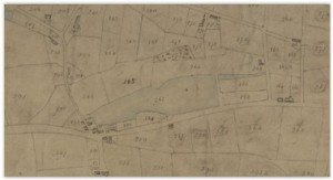 28 Mill Pond Woolston Tithe Map before 50 (378 x 206)