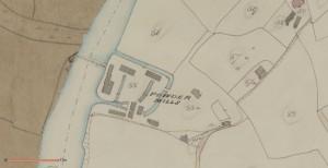gunpowder-mill-map-1755