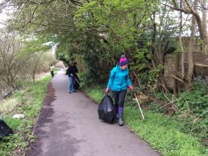 New Cut Canal litter pick 16.04.16 5 Val 50(1632 x 1224)